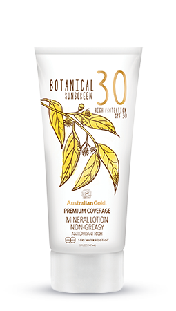 BOTANICAL SUNSCREEN SPF 30  MINERAL LOTION
